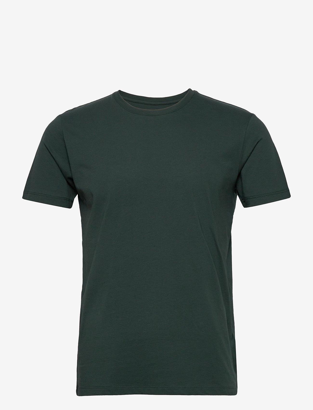 Esprit Casual - T-Shirts - basic t-shirts - teal blue - 0