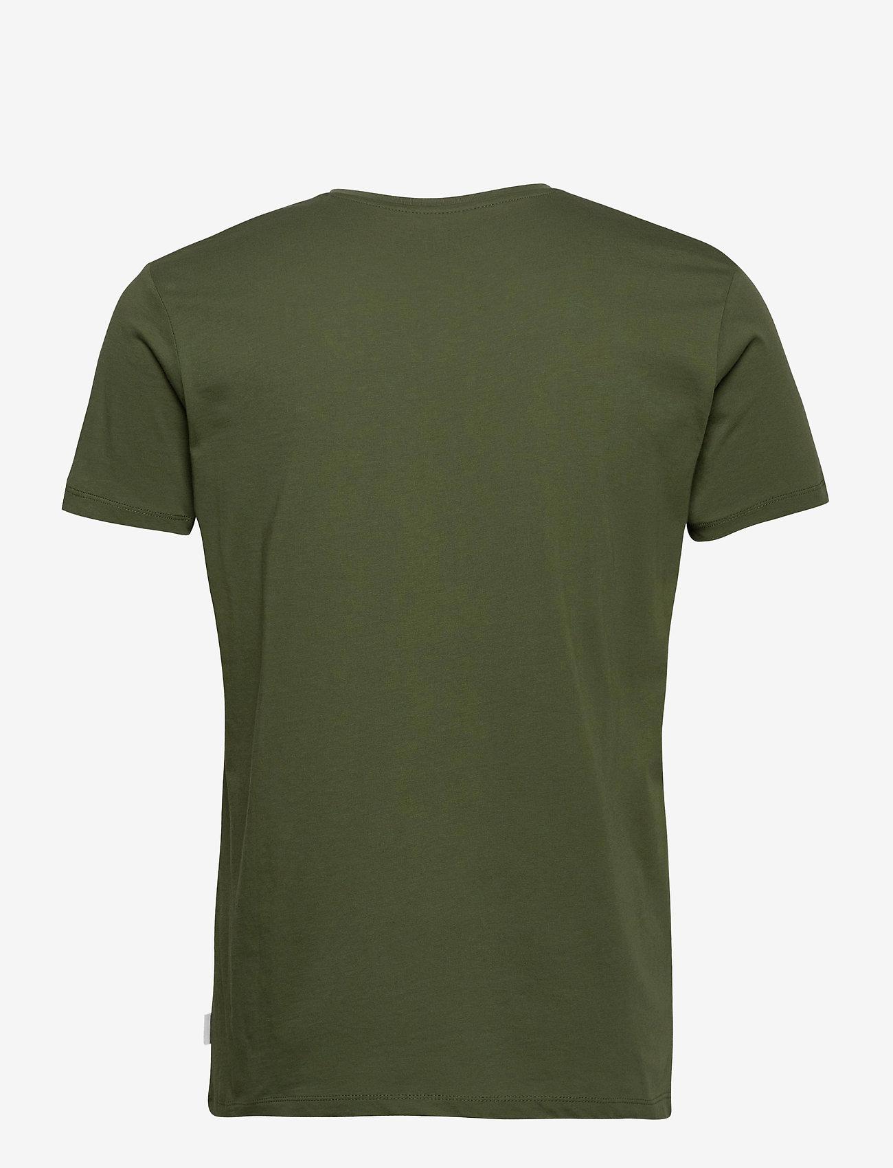 Esprit Casual - T-Shirts - basic t-shirts - khaki green - 1