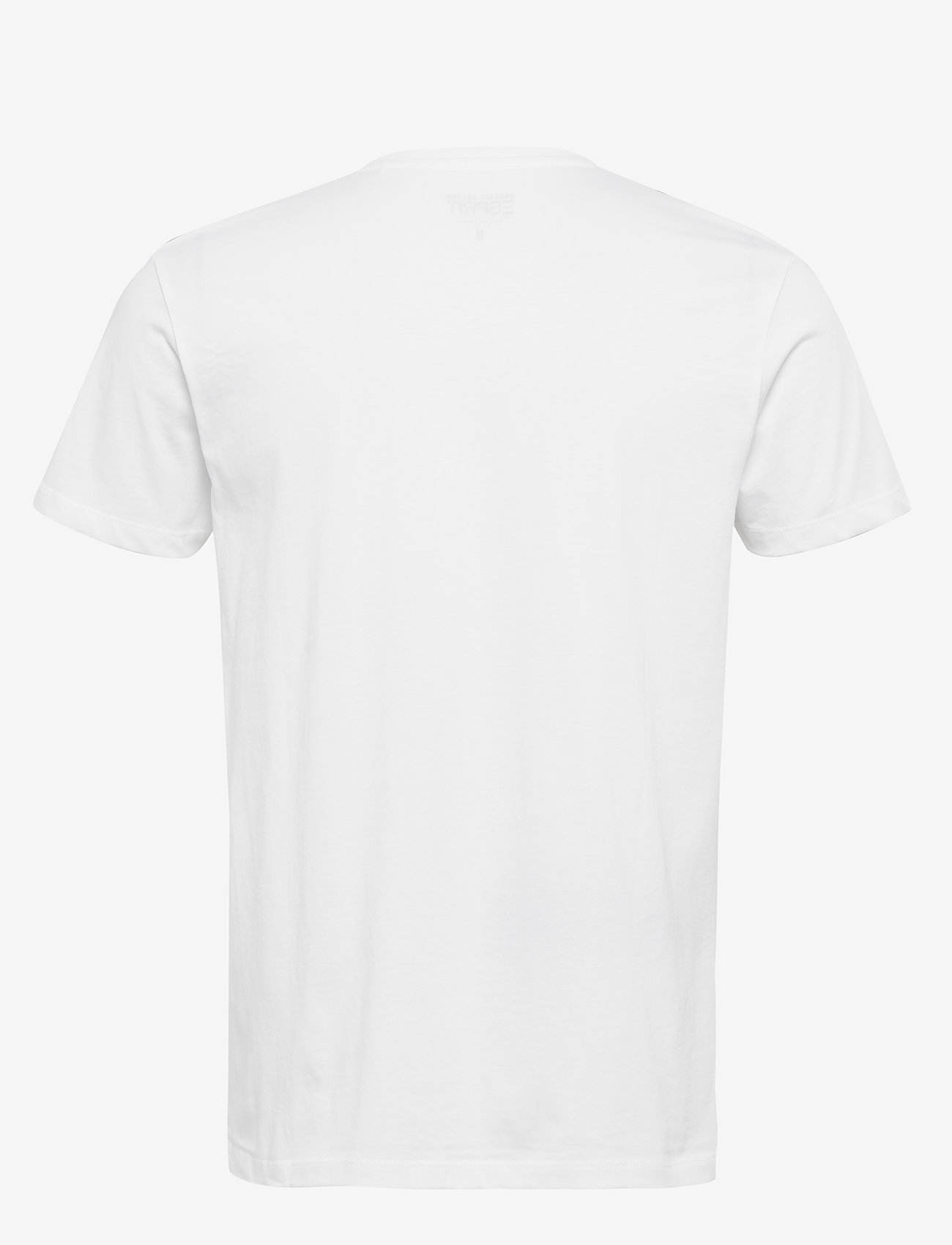 Esprit Casual - T-Shirts - basic t-shirts - white - 1