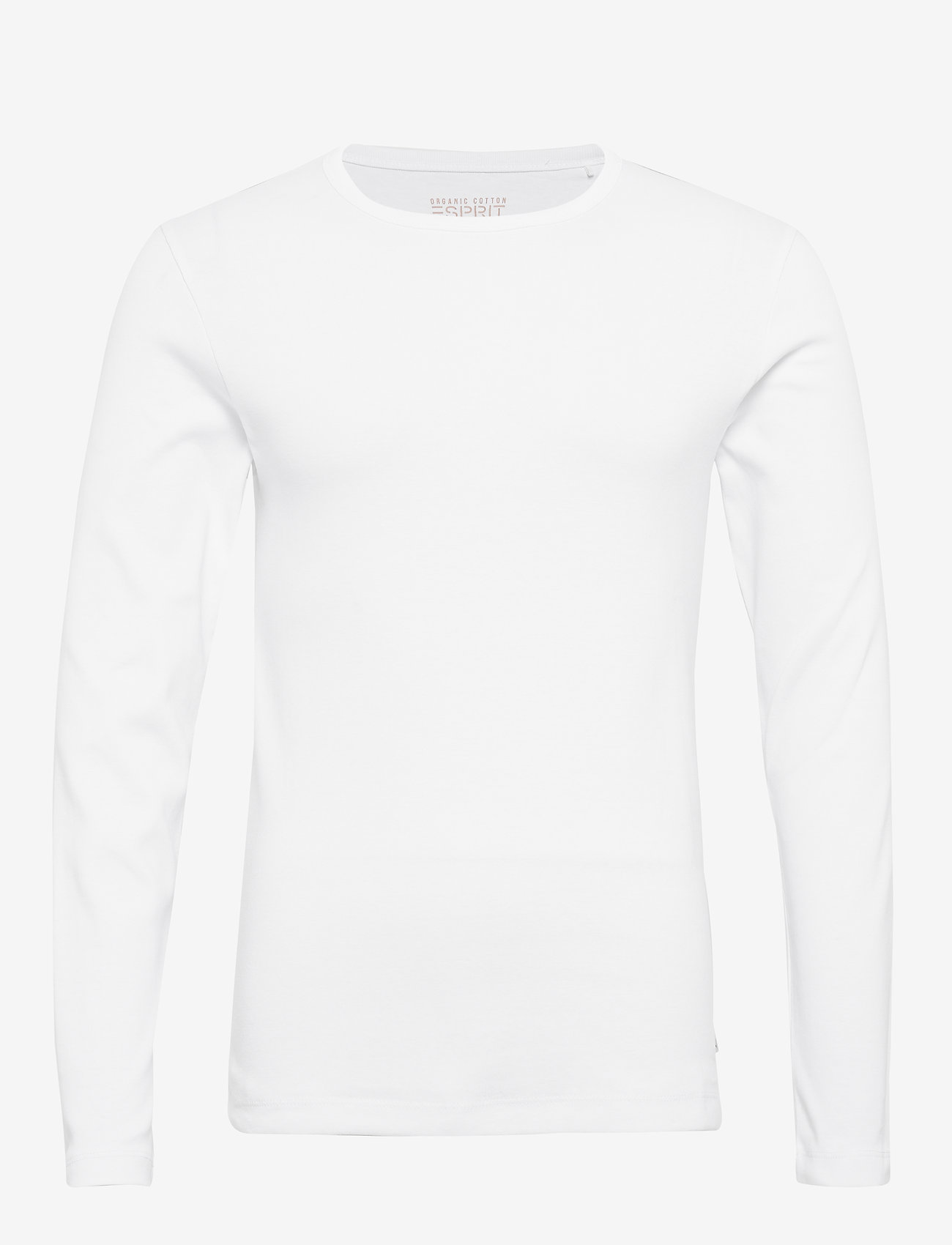 Esprit Casual - T-Shirts - basic t-shirts - white - 0