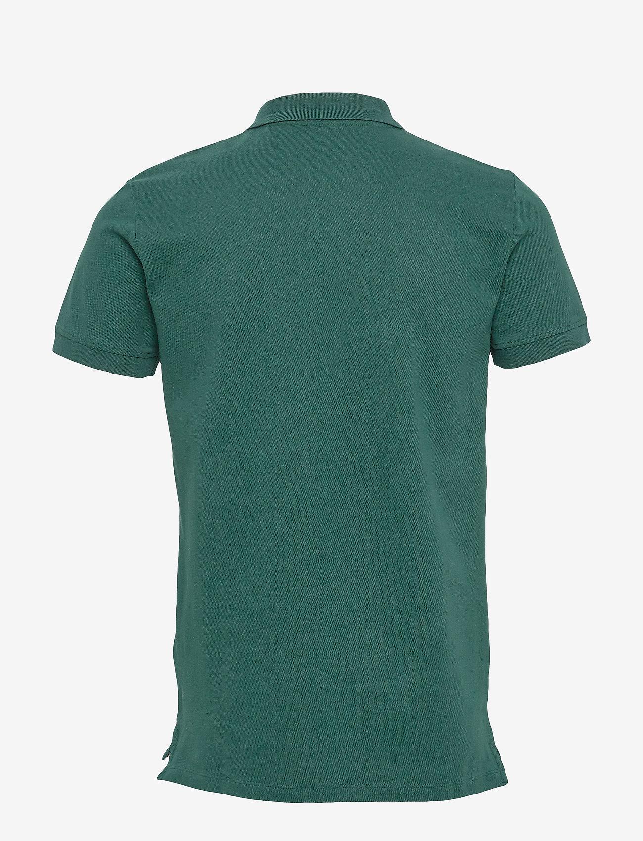 Esprit Casual Polo shirts - Poloskjorter DARK GREEN - Menn Klær