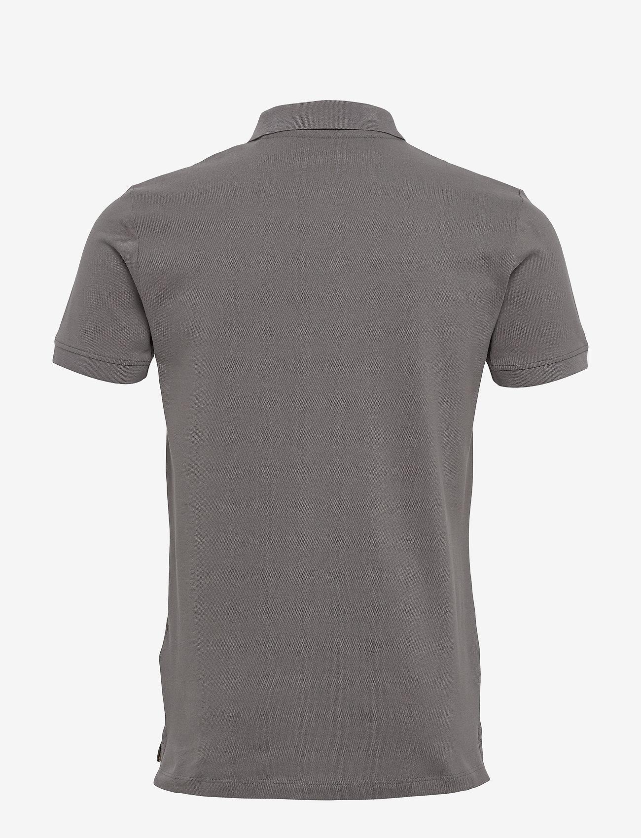 Esprit Casual - Polo shirts - short-sleeved polos - dark grey - 1
