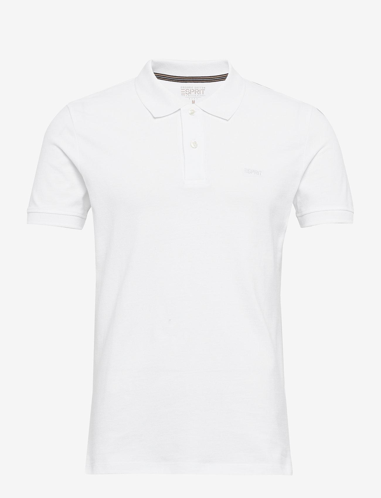 Esprit Casual - Polo shirts - korte mouwen - white - 0