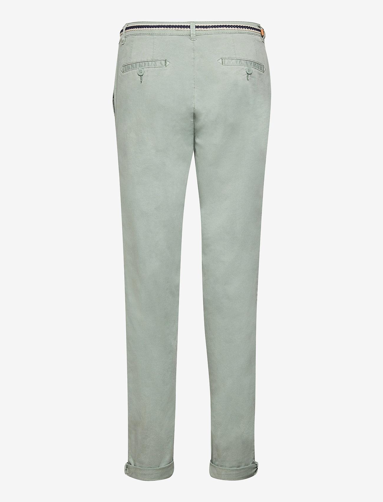 Esprit Casual - Pants woven - chinos - light khaki - 1