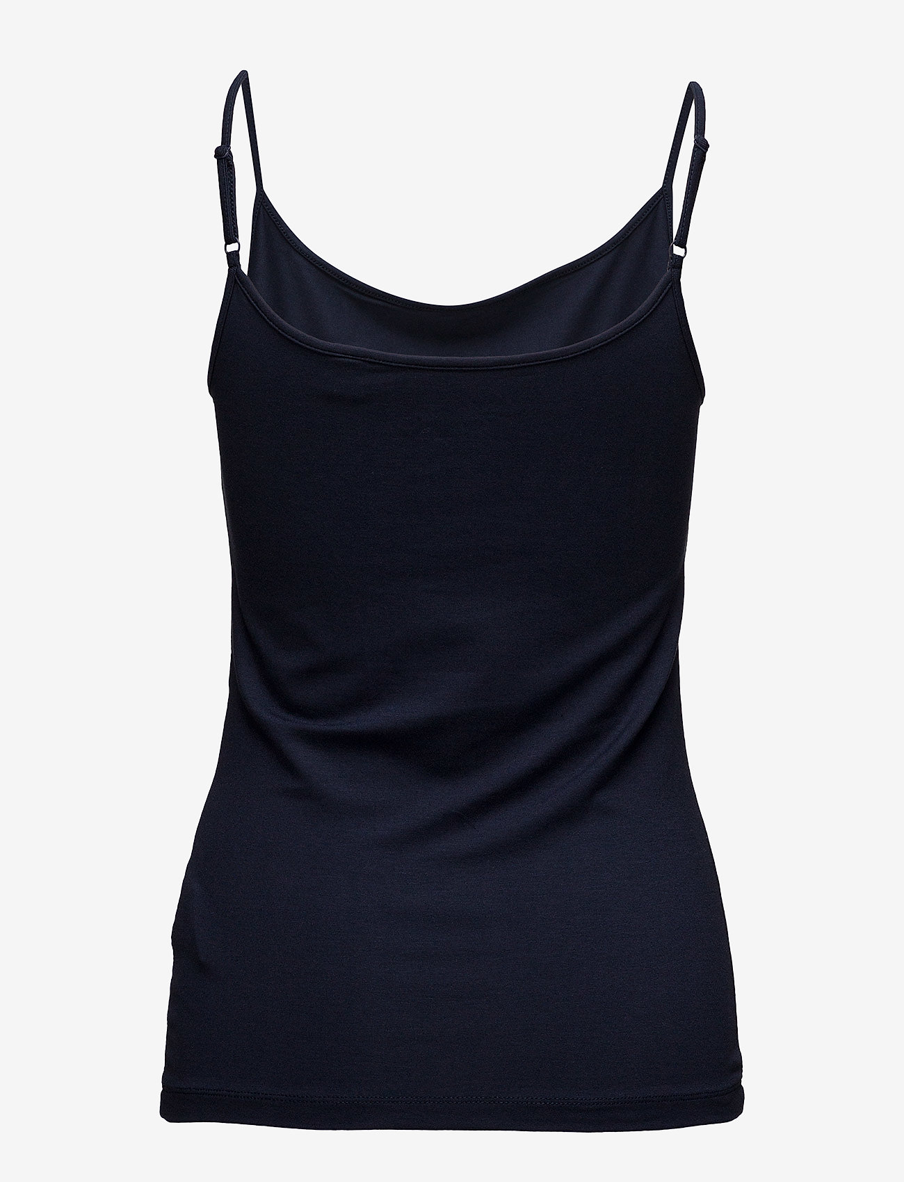 Esprit Casual - T-Shirts - sleeveless tops - navy - 1
