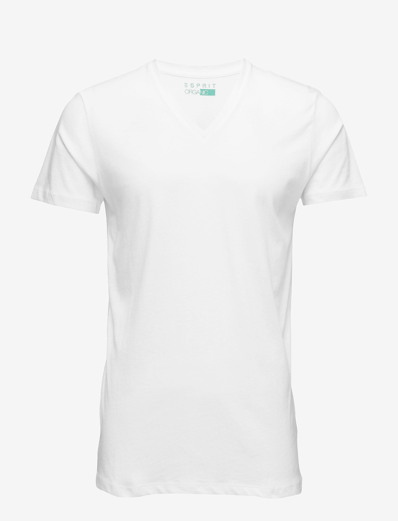 Esprit Casual - T-Shirts - short-sleeved t-shirts - white - 0