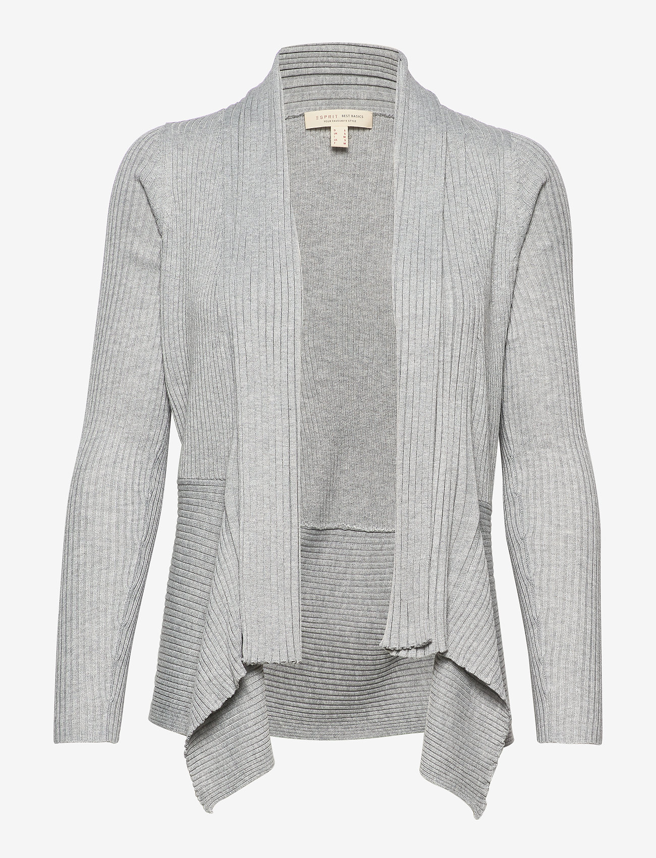 Esprit Casual - Sweaters cardigan - cardigans - light grey 5 - 0