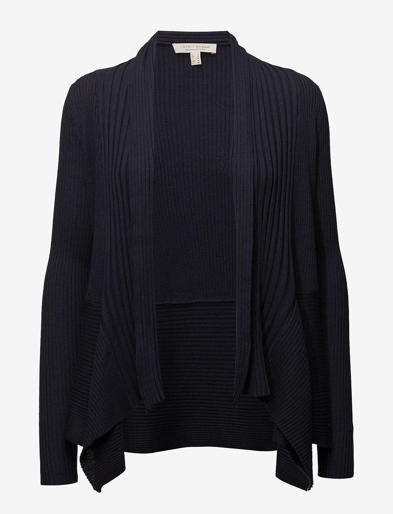 Esprit Casual - Sweaters cardigan - vesten - navy 5 - 0