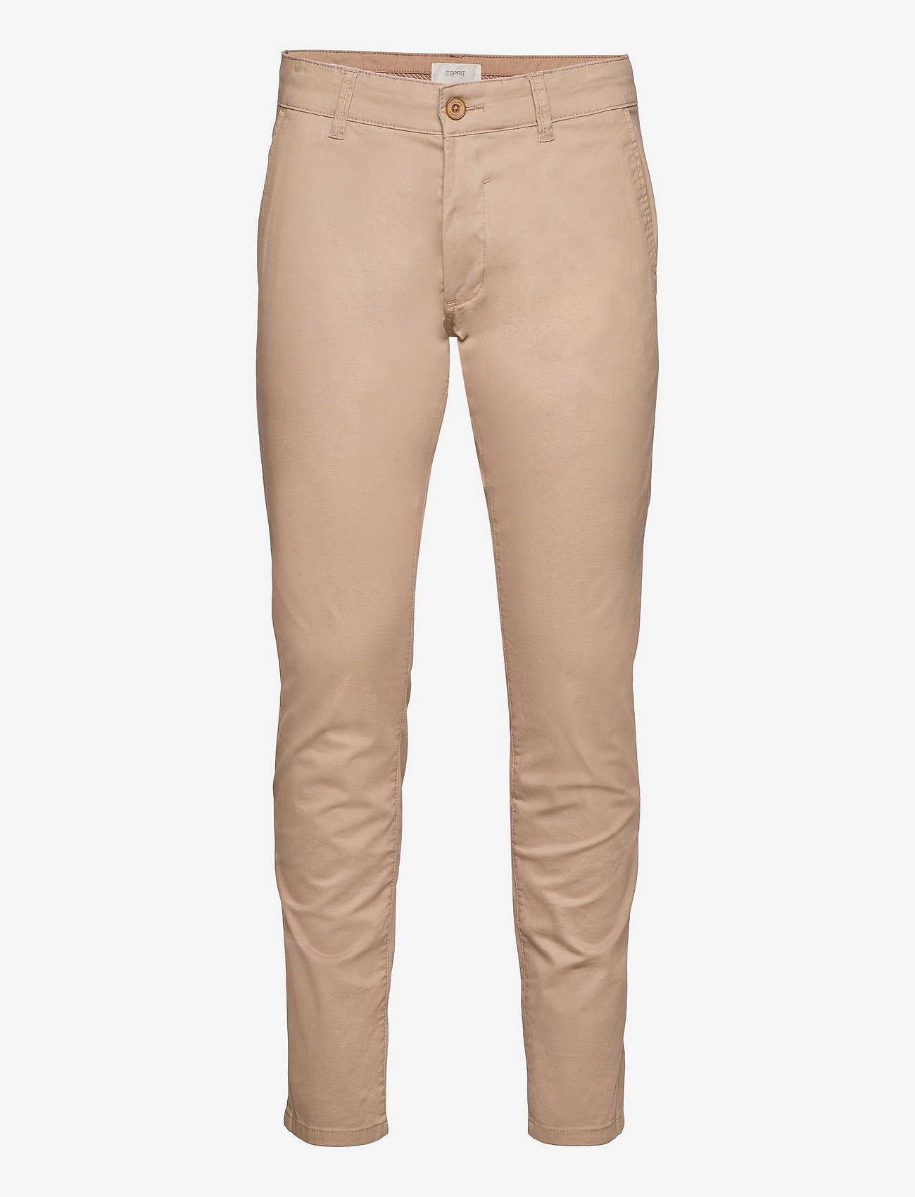 Esprit Casual - Pants woven - chino's - beige - 0