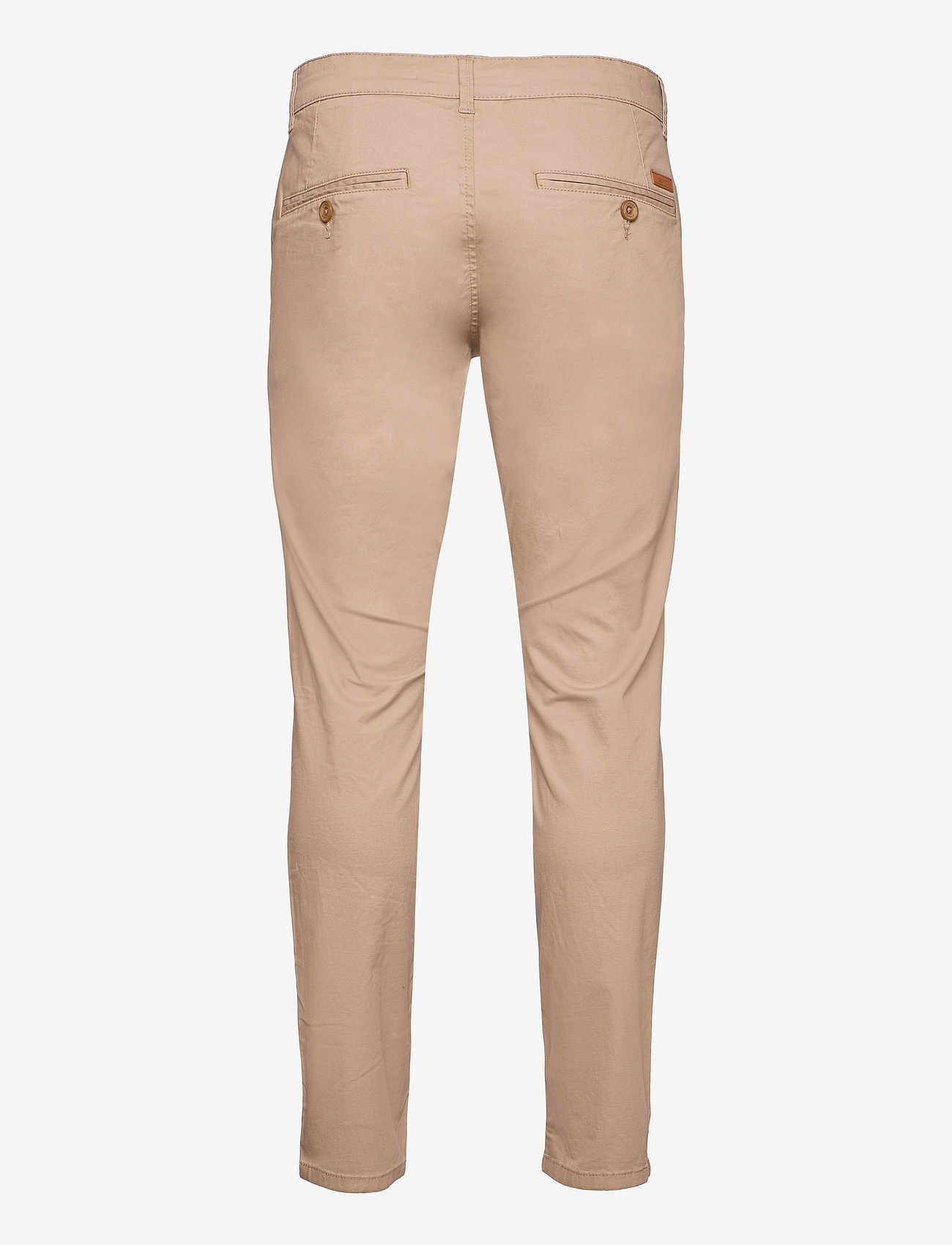 Esprit Casual - Pants woven - chino's - beige - 1