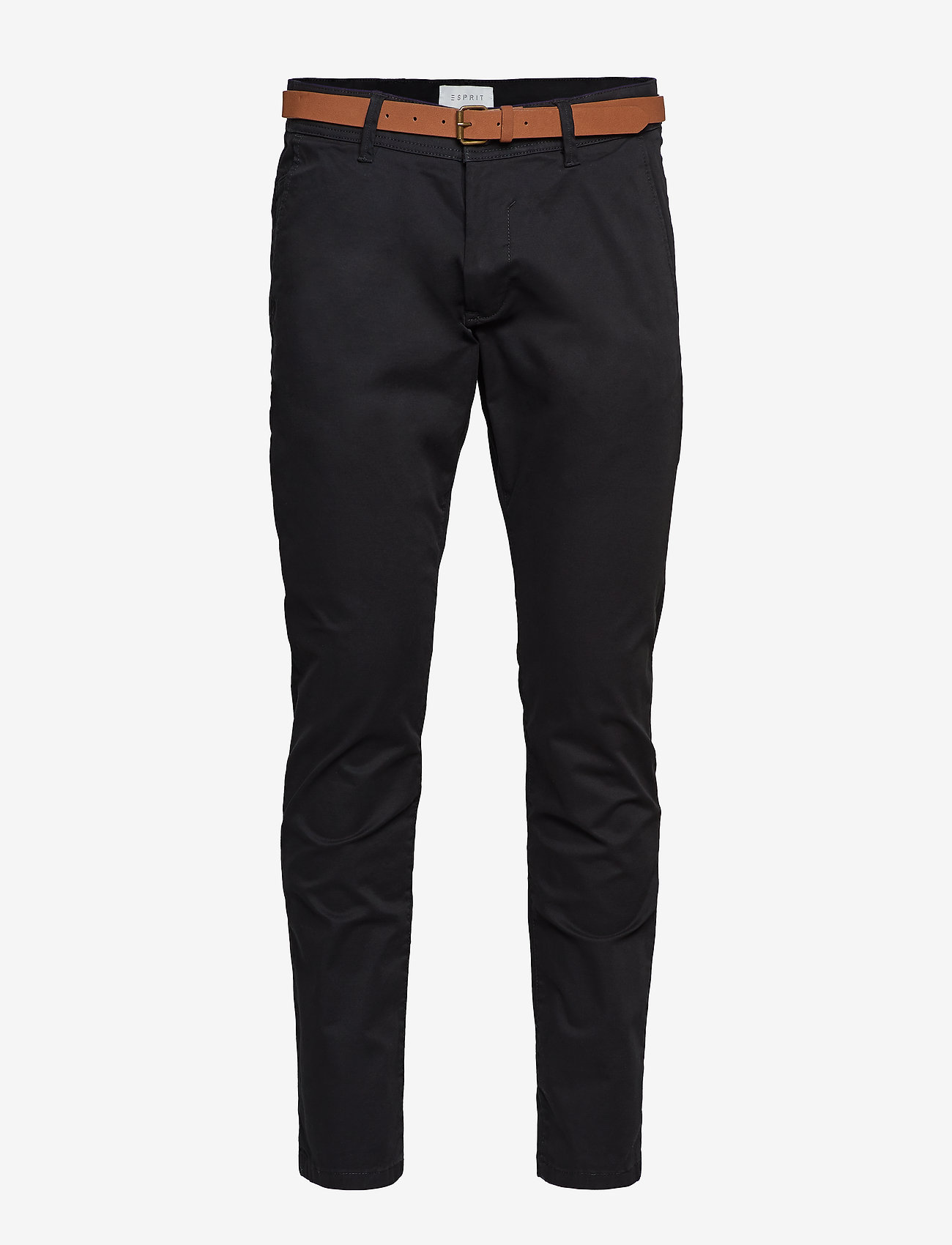 Esprit Casual - Pants woven - chinos - black - 0