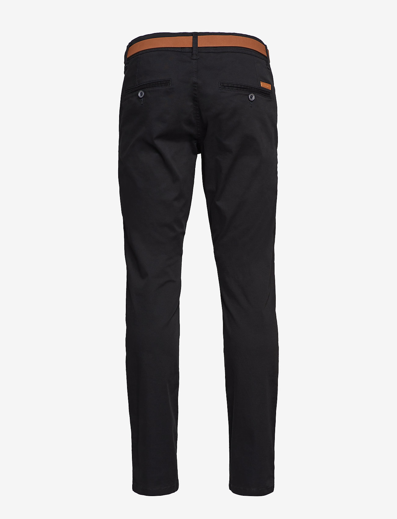 Esprit Casual - Pants woven - chino's - black - 1