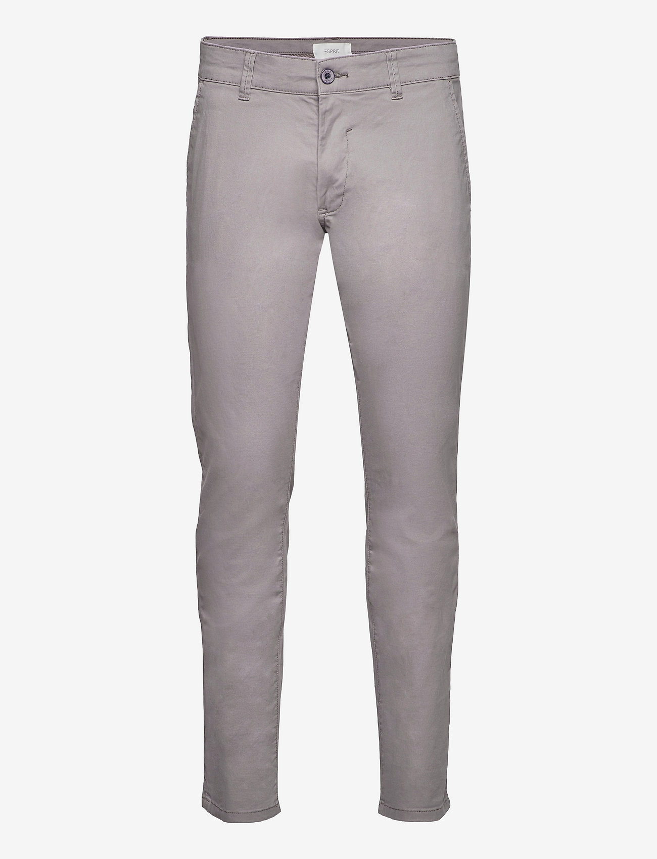 Esprit Casual - Pants woven - chinos - grey - 0