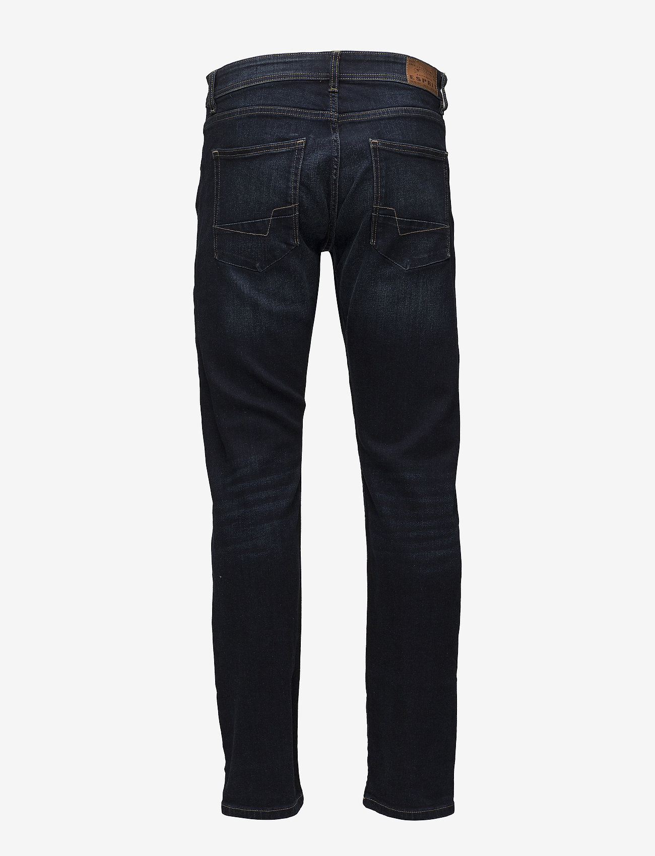 Esprit Casual - Pants denim - regular jeans - blue dark wash - 1