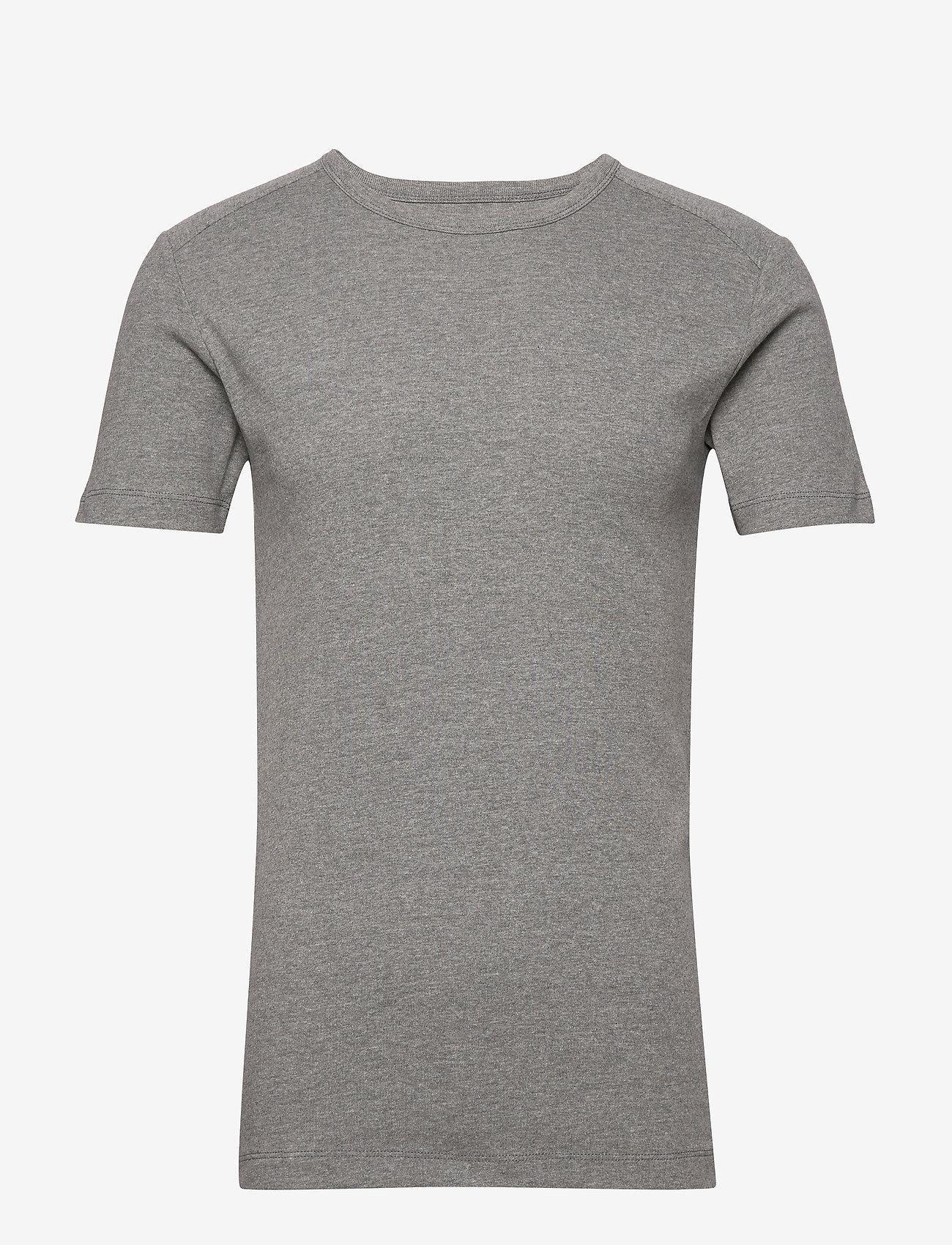 Esprit Casual - T-Shirts - basic t-shirts - medium grey - 0