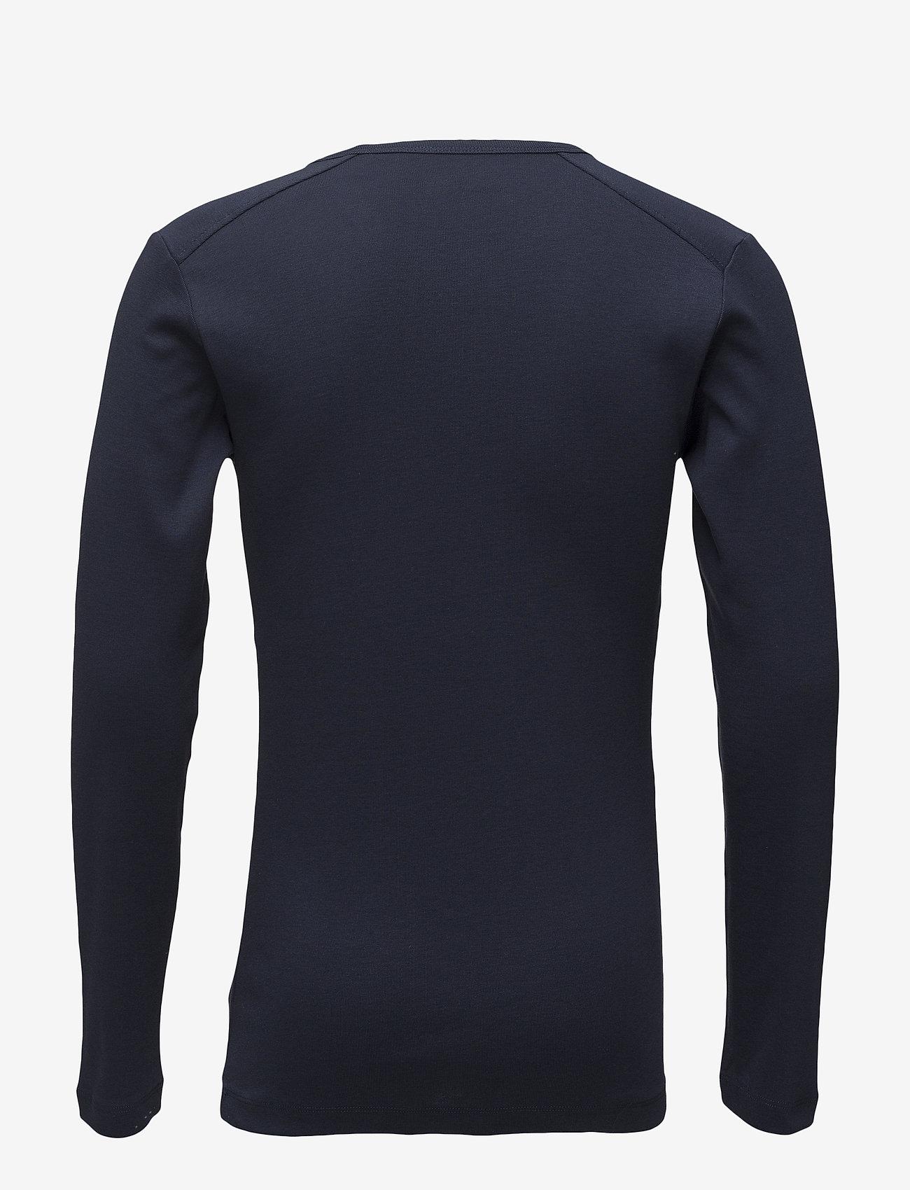 Esprit Casual - T-Shirts - lange mouwen - navy - 1