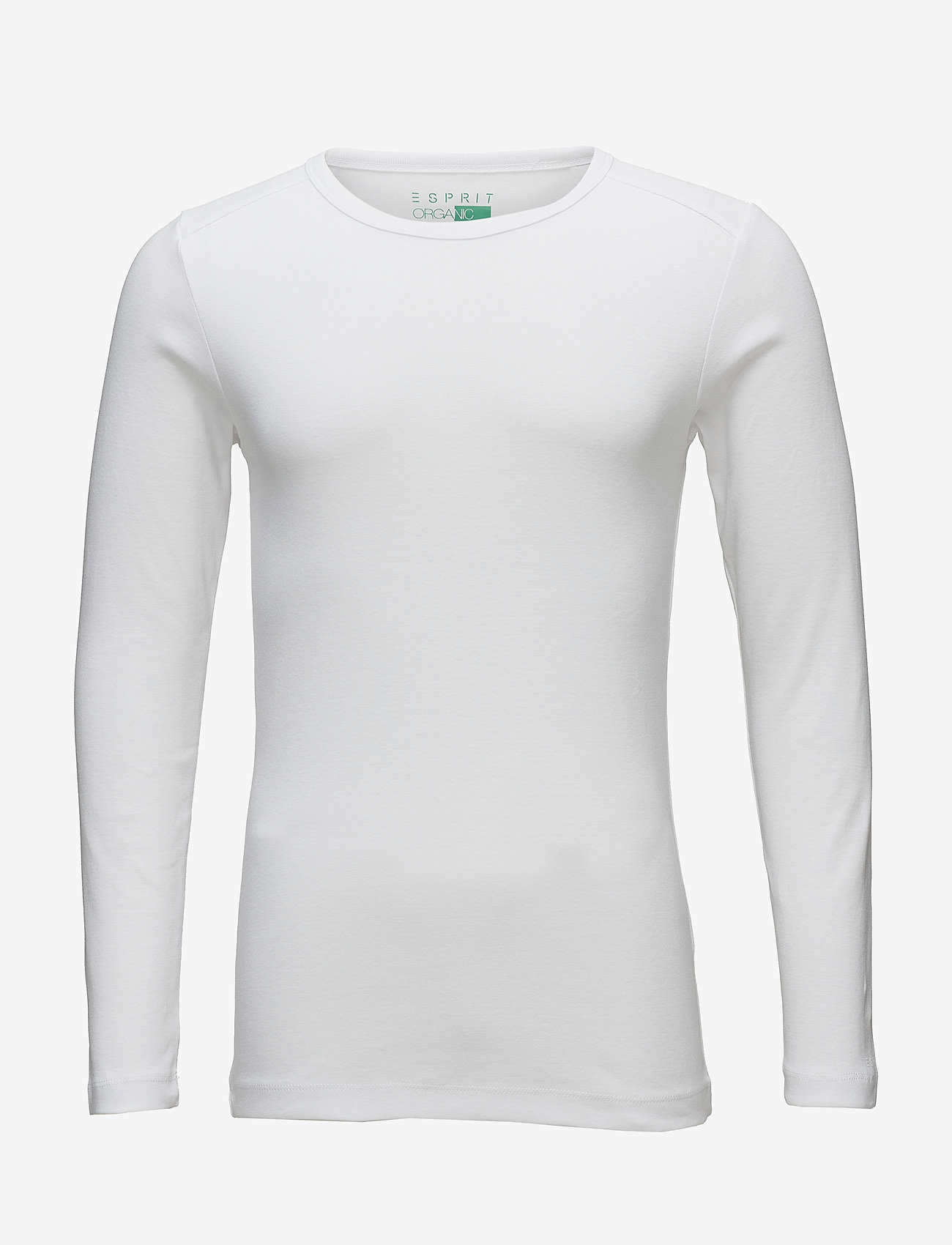 Esprit Casual - T-Shirts - lange mouwen - white - 0