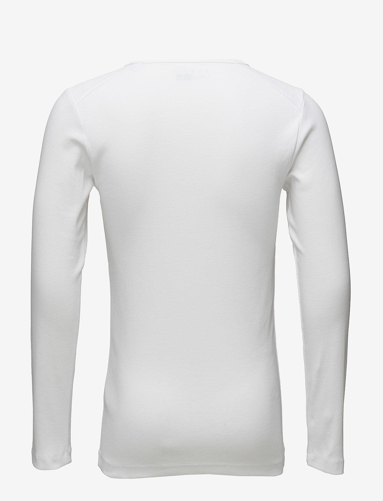 Esprit Casual - T-Shirts - lange mouwen - white - 1