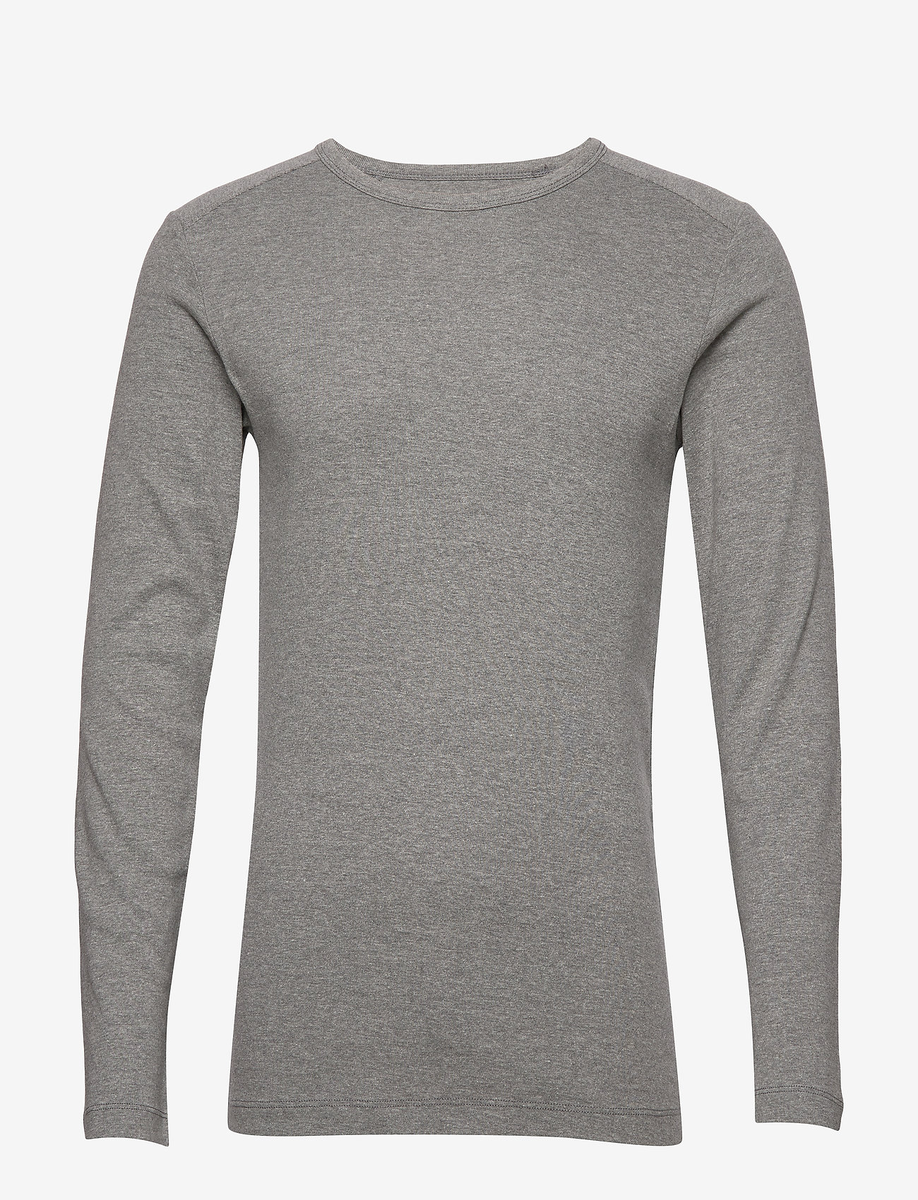 Esprit Casual - T-Shirts - basic t-shirts - medium grey - 0