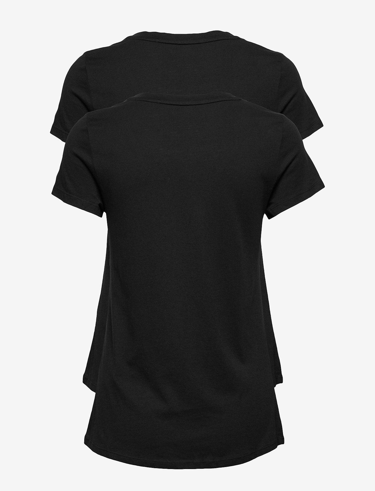 Esprit Casual - Mixed Sets - t-shirt & tops - black - 1