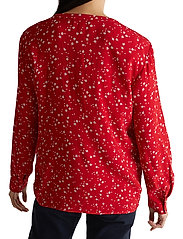 Esprit Casual - Blouses woven - langærmede toppe - red - 3