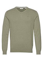 Sweaters - LIGHT KHAKI 5