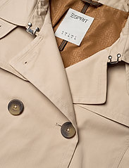 Esprit Casual - Jackets outdoor woven - trenchs - sand - 2