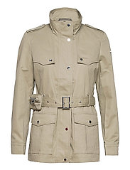 Jackets outdoor woven - PALE KHAKI