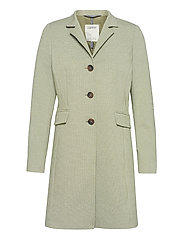 Coats woven - LIGHT KHAKI