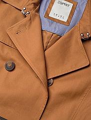 Esprit Casual - Coats woven - trenchcoats - camel - 2