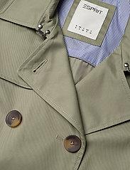 Esprit Casual - Coats woven - trenchs - light khaki - 2
