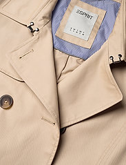 Esprit Casual - Coats woven - trenchs - sand - 2