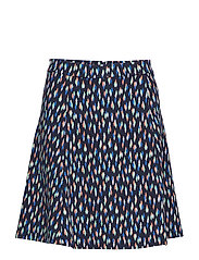 Skirts knitted - NAVY