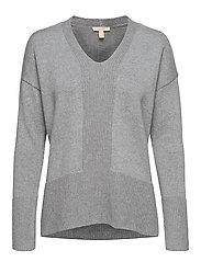 Sweaters - MEDIUM GREY 5