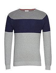 Sweaters - LIGHT GREY