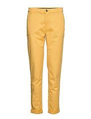 Pants woven - YELLOW