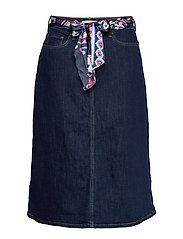 Skirts denim - BLUE RINSE