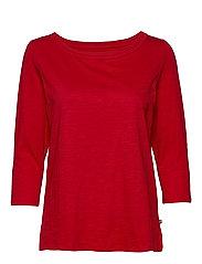 T-Shirts - DARK RED 3