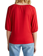 Esprit Casual - T-Shirts - basic t-shirts - dark red - 3