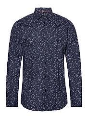 Shirts woven - NAVY 4