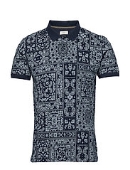 Polo shirts - NAVY 4