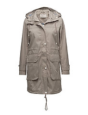 Coats woven - LIGHT TAUPE