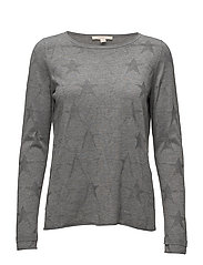 Sweaters - MEDIUM GREY 2