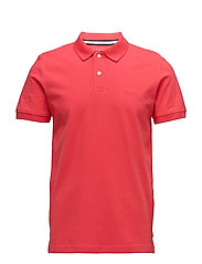 Polo shirts - CORAL RED