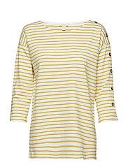 T-Shirts - LIGHT YELLOW
