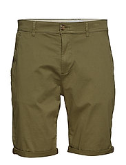 Shorts woven - OLIVE