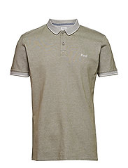 Polo shirts - KHAKI GREEN