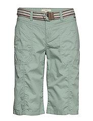 Shorts woven - LIGHT AQUA GREEN