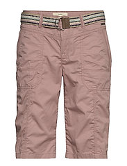 Shorts woven - OLD PINK
