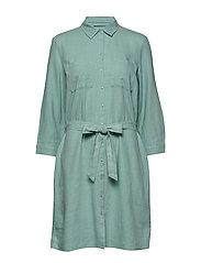 Dresses light woven - LIGHT AQUA GREEN